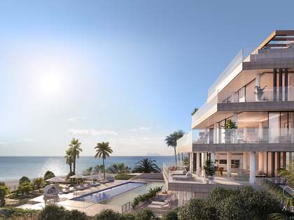 136m² Apartment with 36m² terrace for sale in Estepona