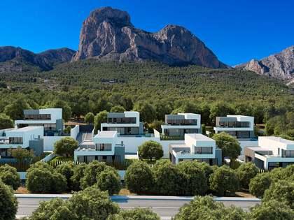 Polop Villas Residencias: Promoción de obra nueva en Alicante ciudad