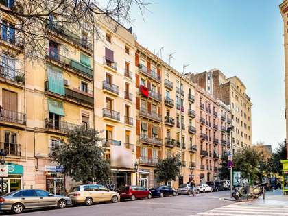 Sant Pau Apartments: Nieuwbouw project in El Raval