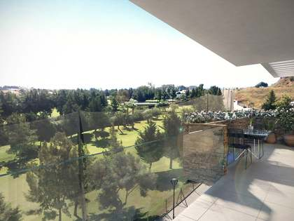 4-bedroom penthouse with 92m² of terraces for sale in Mijas