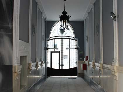 Palacete Ramon y Cajal: Nuova costruzione Jerónimos, Madrid