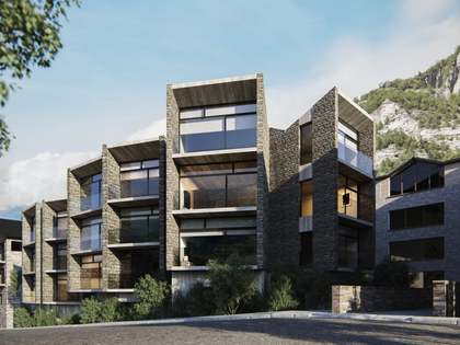 ND EL VENTALL DORDINO: New development in Ordino - Lucas Fox