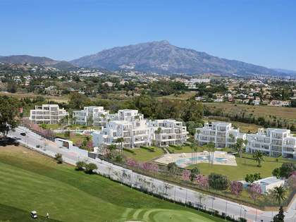 2 and 3-bedroom homes to buy in new Estepona development
