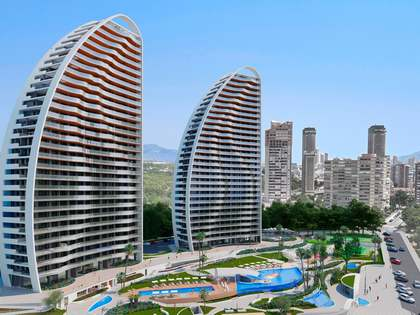 Sunset Waves: New development in Alicante ciudad - Lucas Fox