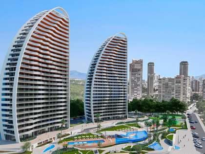 Sunset Waves: Promoción de obra nueva en Alicante ciudad - Lucas Fox
