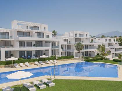 201 m² apartment with 96 m² terrace for sale in Estepona