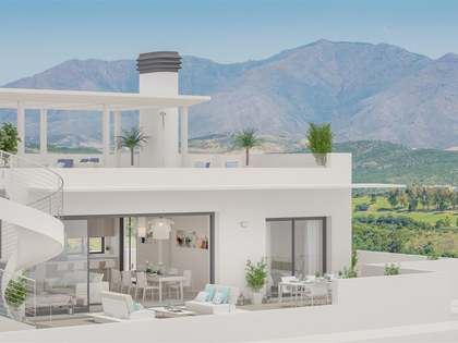 124 m² penthouse with 260 m² terrace for sale in Estepona