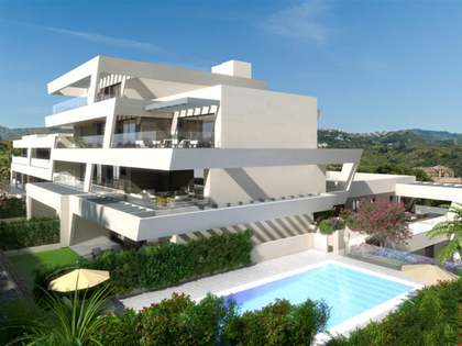 118m² Apartment with 32m² garden for sale in East Marbella