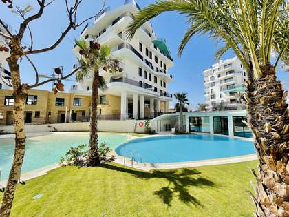 65m² Apartment with 144m² terrace for sale in El Campello
