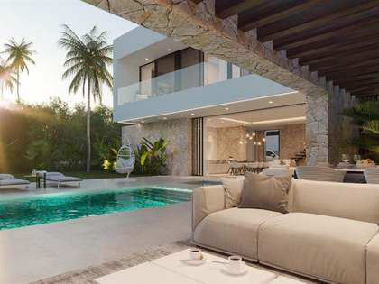 444m² Haus / Villa mit 191m² terrasse zum Verkauf in San Pedro de Alcántara / Guadalmina