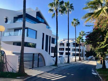77 m² penthouse with 85 m² terrace for sale in East Marbella