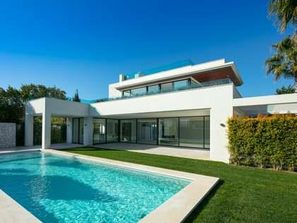 Villas de luxe à vendre à Guadalmina Baja