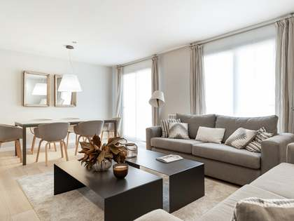Bertran Apartments: Nieuwbouw project in El Putxet