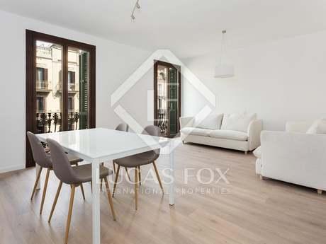 Apartamento nuevo de 3 dormitorios en venta en Muntaner