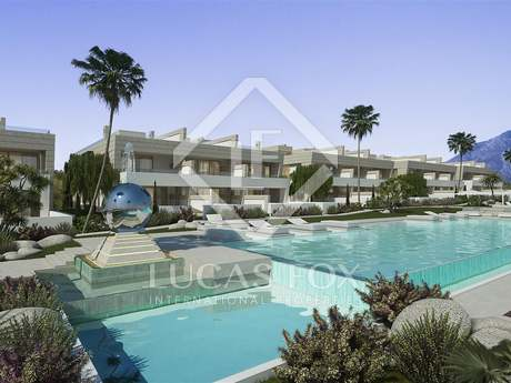 Casa / Villa di 434m² con 222m² terrazza in vendita a Golden Mile