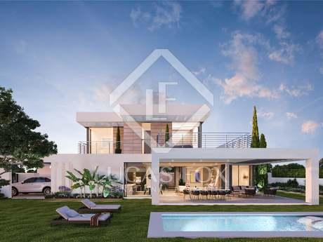 Brand new 3-bedroom luxury villa for sale in Marbella