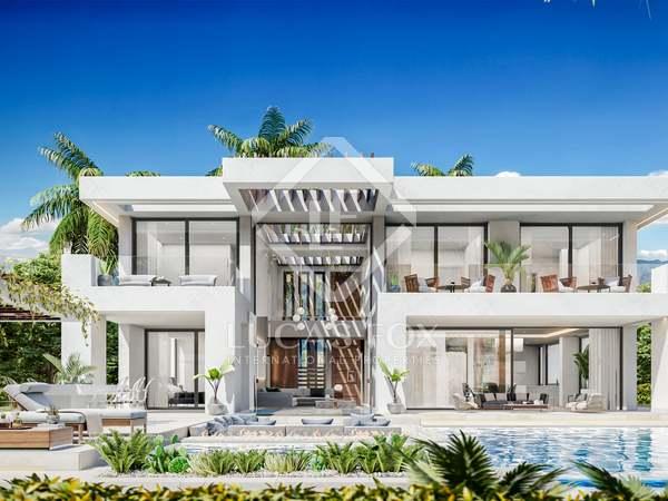 Villa con 162 m² de terraza en venta en New Golden Mile