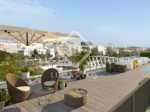 143m² Dachwohnung mit 285m² terrasse zum Verkauf in La Xerea