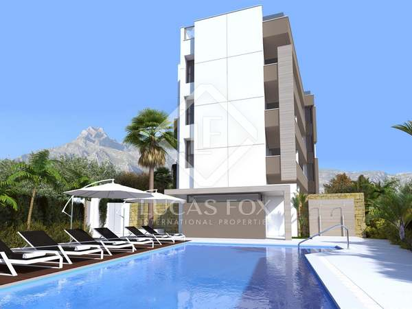 94 m² apartment with 50 m² terrace for sale in Puerto Banús