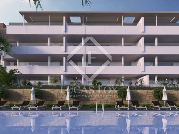 Appartement van 161m² te koop met 136m² terras in Benahavís