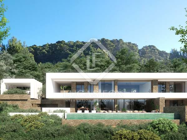 495m² House / Villa with 221m² terrace for sale in Santa Eulalia