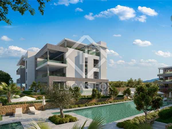 Brand new 3-bedroom first floor apartment to buy, Estepona