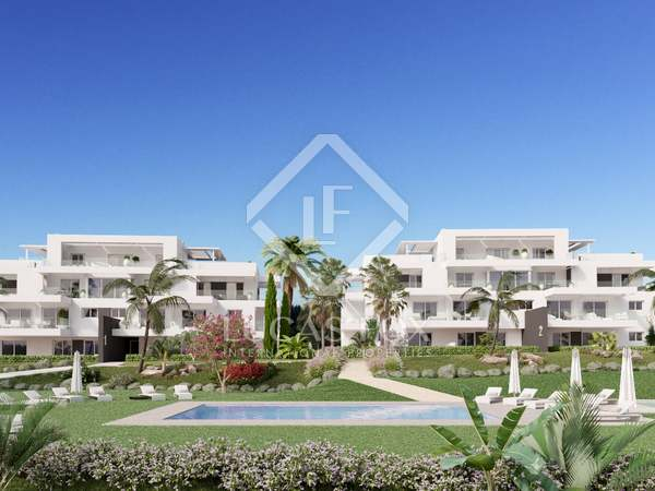 154m² Apartment with 88m² garden for sale in Estepona