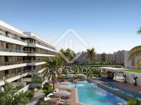 105 m² apartment with 106 m² terrace for sale in Ibiza Town