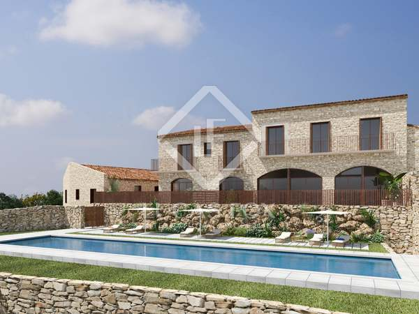 278 m² house with 15 m² terrace for sale in Begur
