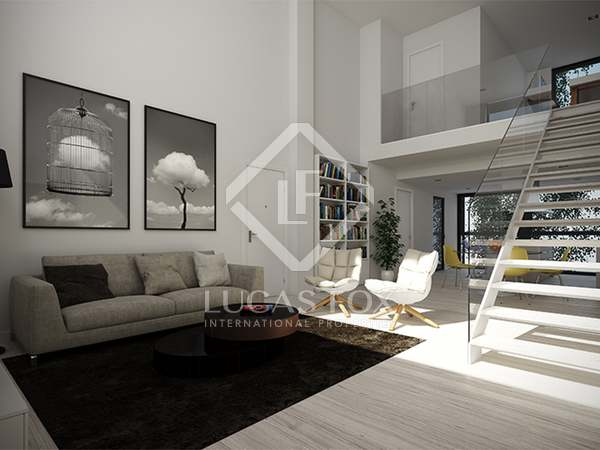 Brand new penthouse apartment for sale in Tetuan, Madrid