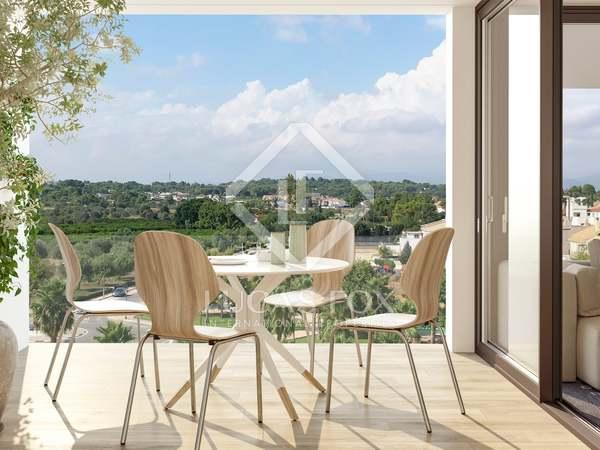 Penthouse van 166m² te koop met 49m² terras in Godella / Rocafort