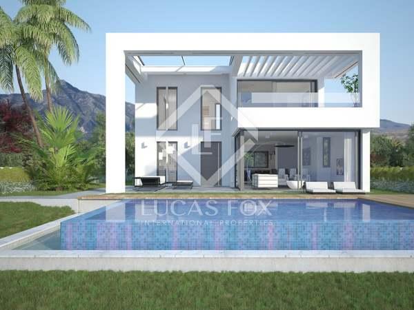 Casa / Vil·la de 305m² en venda a Mijas, Costa del Sol