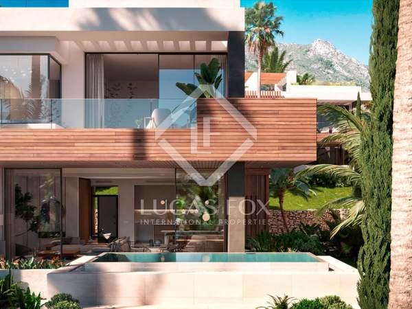 Casa / Villa de 213m² con 126m² terraza en venta en Sierra Blanca / Nagüeles