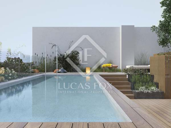 121m² Apartment with 22m² terrace for sale in Les Corts