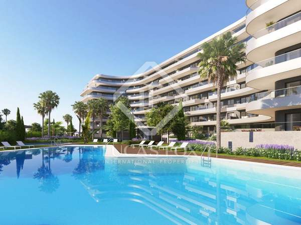 103m² Apartment with 15m² terrace for sale in Centro / Malagueta