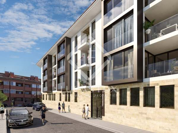137m² Apartment with 23m² terrace for sale in Godella / Rocafort