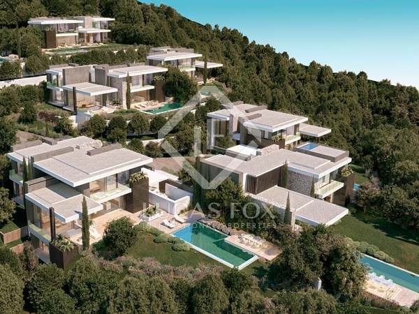 1,379 m² plot for sale in Benahavís, Andalucía