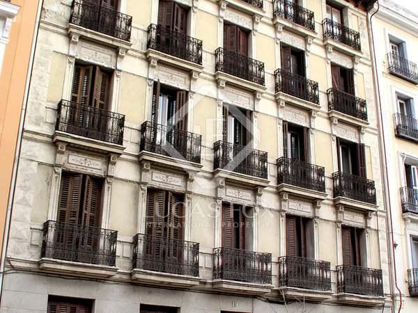 Пентхаус 260m², 71m² террасa на продажу в Justicia, Мадрид
