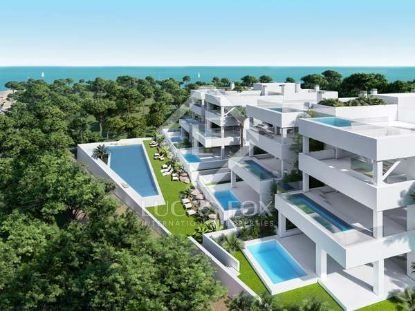 161m² Apartment with 115m² terrace for sale in Santa Eulalia