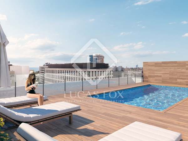 96m² Apartment for sale in Poblenou, Barcelona