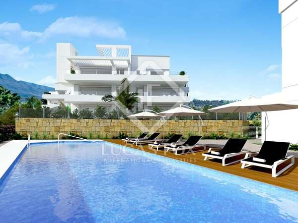 Penthouse van 137m² te koop met 26m² terras in Benahavís