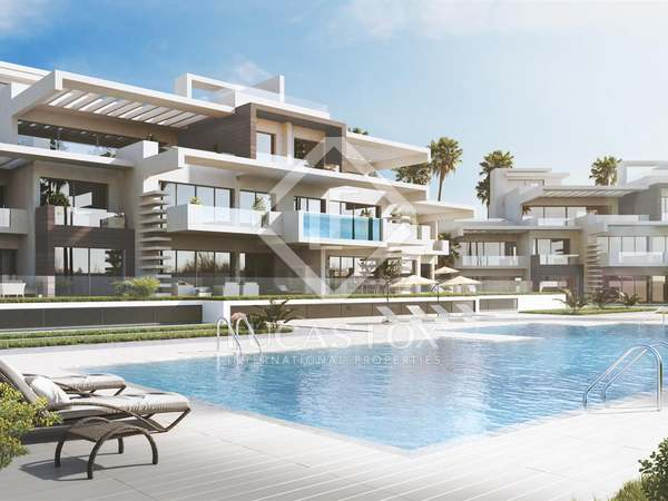 在 Golden Mile, 安达卢西亚 336m² 出售 房子 包括 84m² 露台