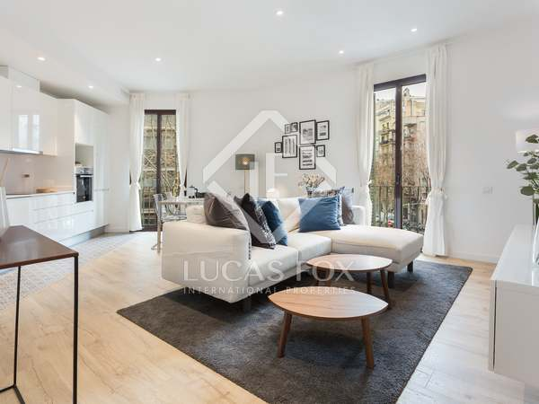 56m² Apartment with 68m² terrace for sale in Eixample Right