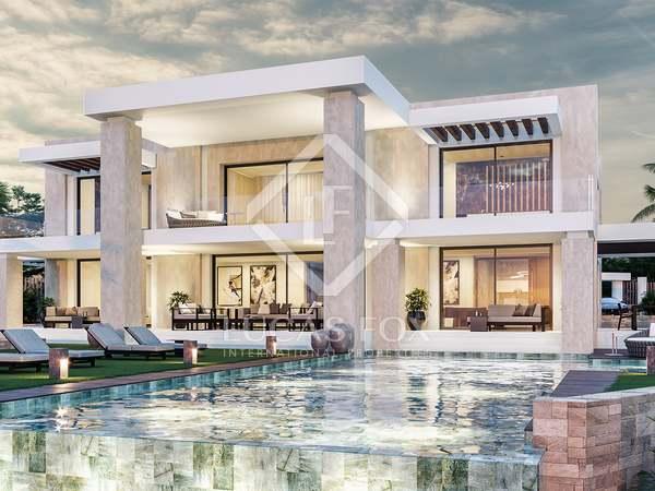 Дом / Вилла 1,401m², 203m² террасa на продажу в Сьерра Бланка / Нагуелес