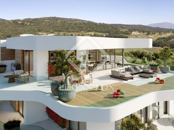 524 m² penthouse with 280 m² terrace for sale in Sotogrande
