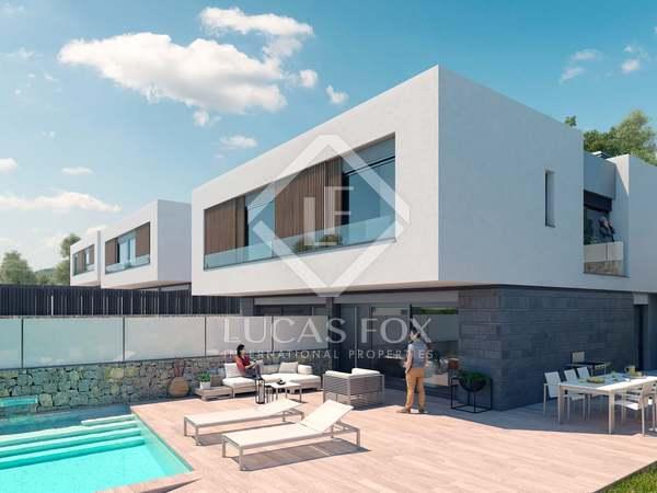 Villa de obra nueva de 3 dormitorios en venta en Ibiza
