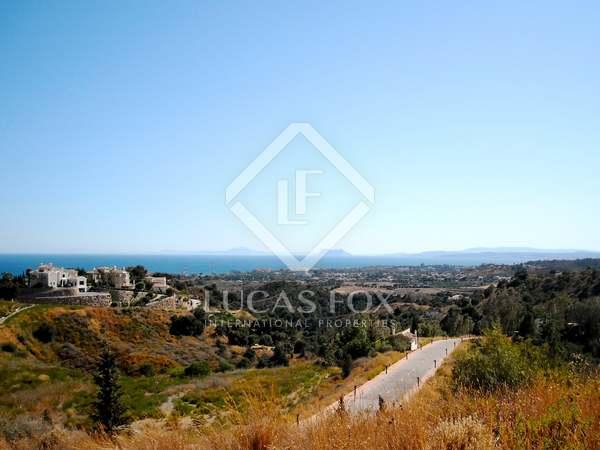 Terrain à bâtir de 475m² a vendre à New Golden Mile / Los Flamingos