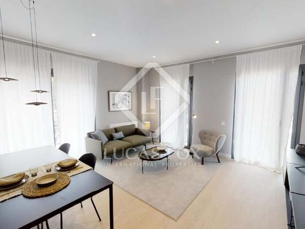 94m² Apartment with 21m² terrace for sale in Vila Olímpica