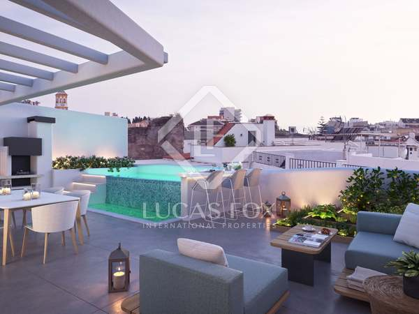 150m² Apartment for sale in Golden Mile, Costa del Sol