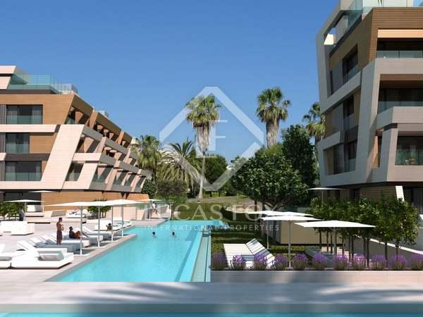 Penthouse de 184m² a vendre à Dénia avec 141m² terrasse